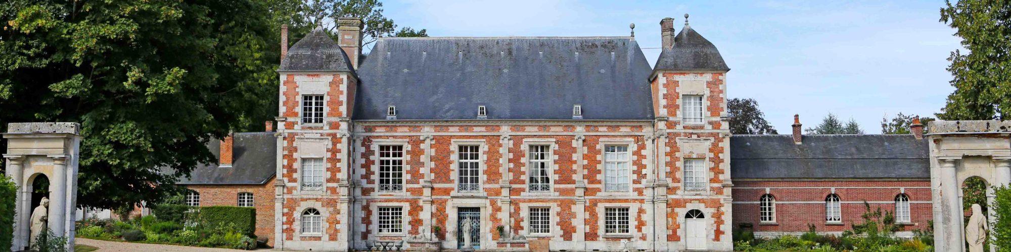 ChâteaudeBonnemare_façade_©GérardNeveu